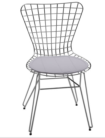 Cadeiras Bert�ia para cozinha             Milano 1946 bar copa americana estofada
