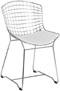 Cadeiras para             cozinha Milano 1946 bar copa america estofada
