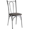 Cadeiras para cozinha Modelo 111 bar copa             america estofada