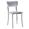 Cadeiras para cozinha Modelo 130 bar copa             america estofada