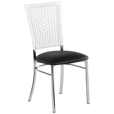 Cadeiras para cozinha Milano 139 bar copa america estofada