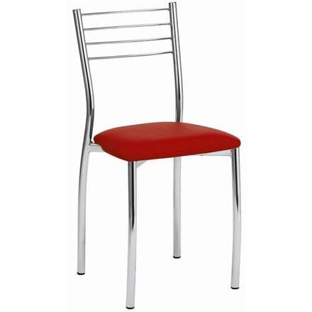 Cadeiras para cozinha Modelo 142 bar copa america             estofada