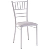 Cadeiras para cozinha Milano 147 bar copa america estofada