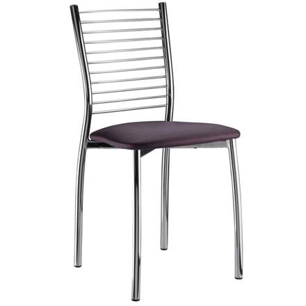 Cadeiras para cozinha Modelo 149 bar copa america             estofada